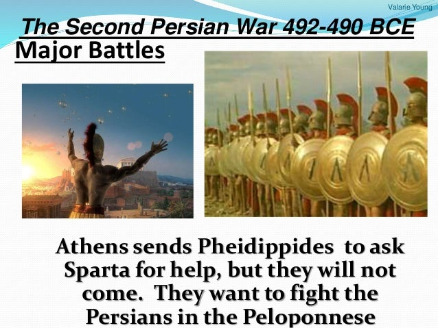 Good links to informational websites on the Persian wars?