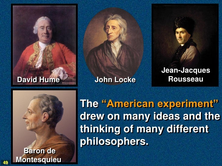 the ideas of john locke about the responsibilities of government Locke: the origin of ideas philosopher john locke greatly admired the what does matter for freedom and moral responsibility is that we can act.