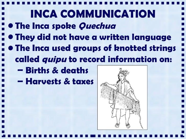 inca language quechua - photo #15