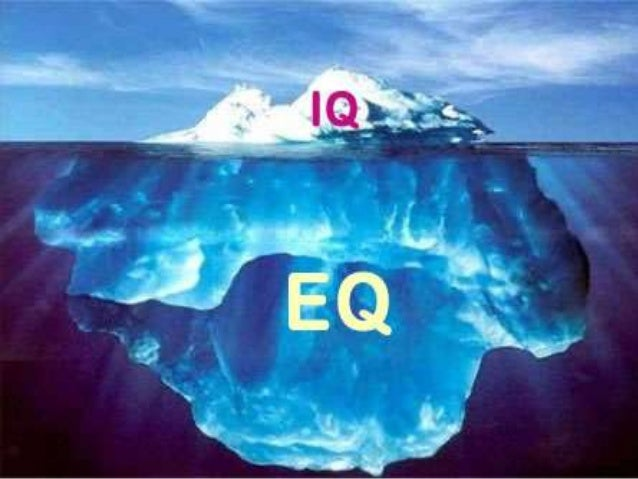 Do you see any relationship between E.Q. and being an positive/optimisticperson?Why do you think that people with high E.Q...