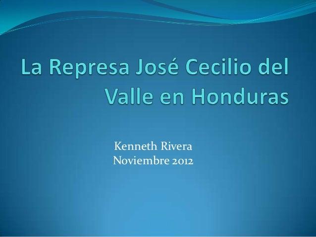 Kenneth RiveraNoviembre 2012