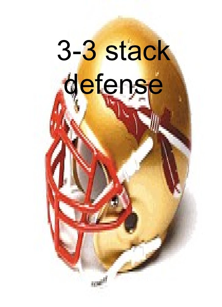 3-3 stack defense