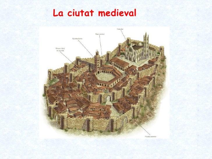 La ciutat medieval