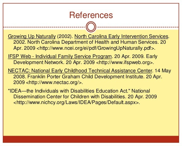 early intervention in north carolina What is early intervention early intervention is a family-focused, in-home service for children from birth to age 6 years of age an early interventionist helps.