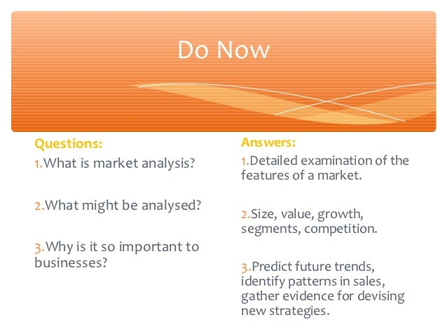3.8   analysing markets and marketing - moodle
