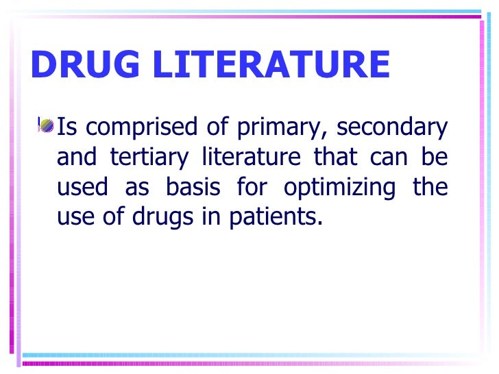 critical evaluation of literature In the context of a research paper or thesis the literature review is a critical synthesis of previous research the evaluation of the literature leads logically to the research question.