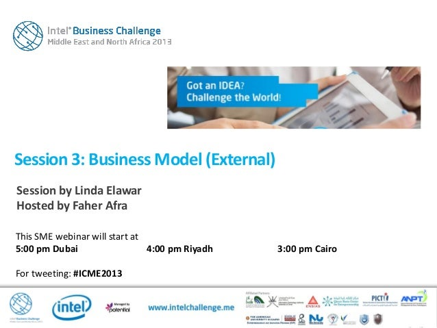 3 business model (external)