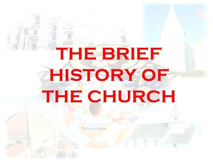 3.Church History