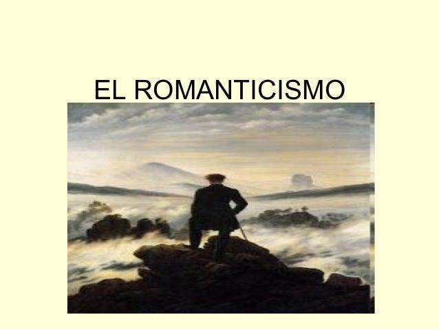 3.el romanticismo