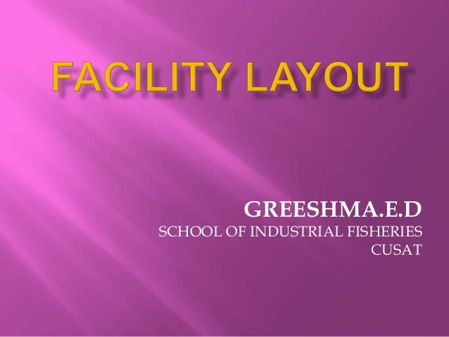 GREESHMA.E.DSCHOOL OF INDUSTRIAL FISHERIES                        CUSAT