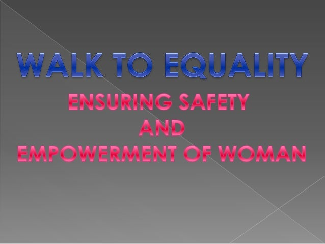 The principle of gender equality is enshrined in the Indian Constitution in its Preamble, Fundamental Rights, Fundamental ...