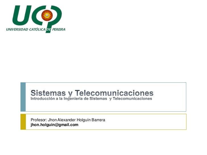 3. historia de los sistemas y las telecomunicaciones