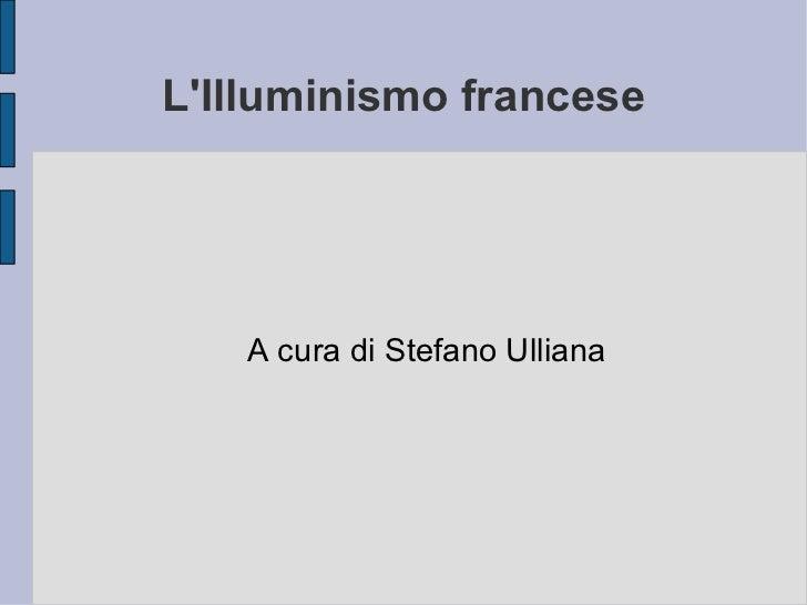 3. illuminismo francese 3