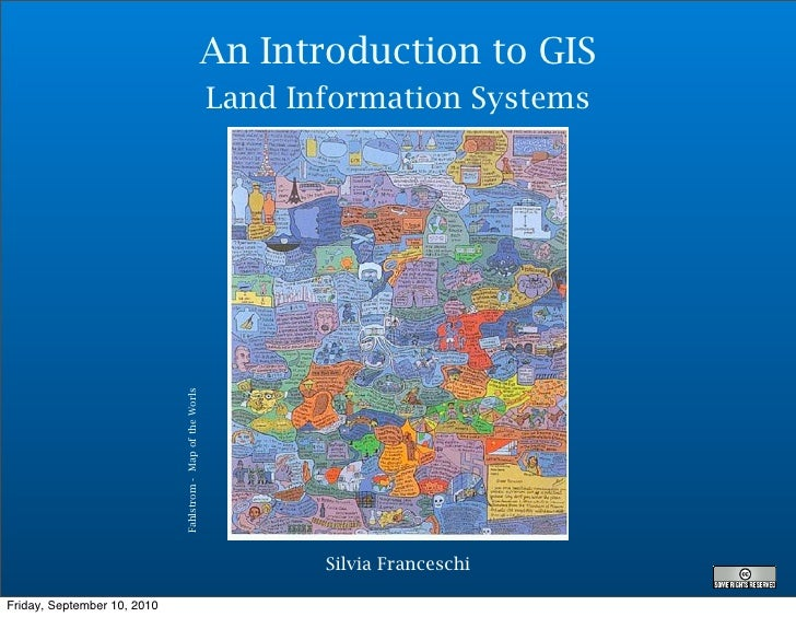An Introduction to GIS                                                             Land Information Systems               ...