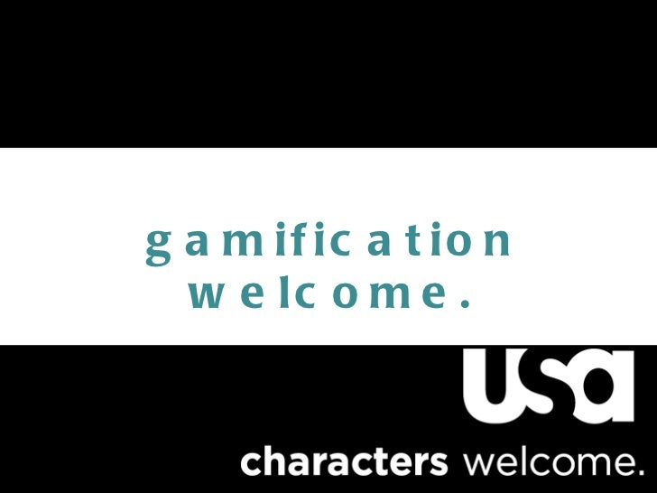 gamification  welcome. 2009 Sales overview