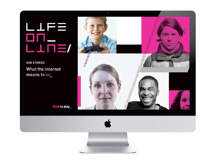 Life Online: Curating the history of the Internet (Tom Woolley)