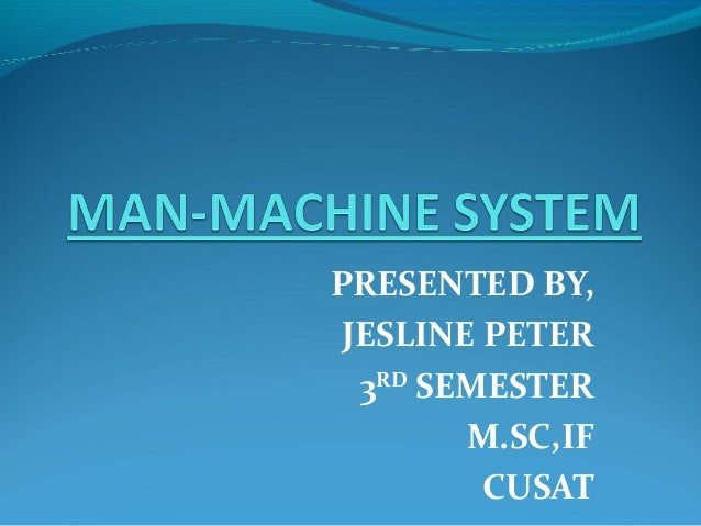 PRESENTED BY, JESLINE PETER  3RD SEMESTER        M.SC,IF         CUSAT