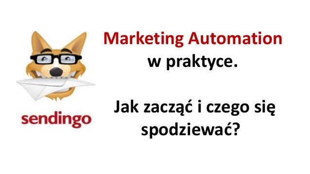Marketing Automation w praktyce. Jak zacząć i czego się spodziewać?
