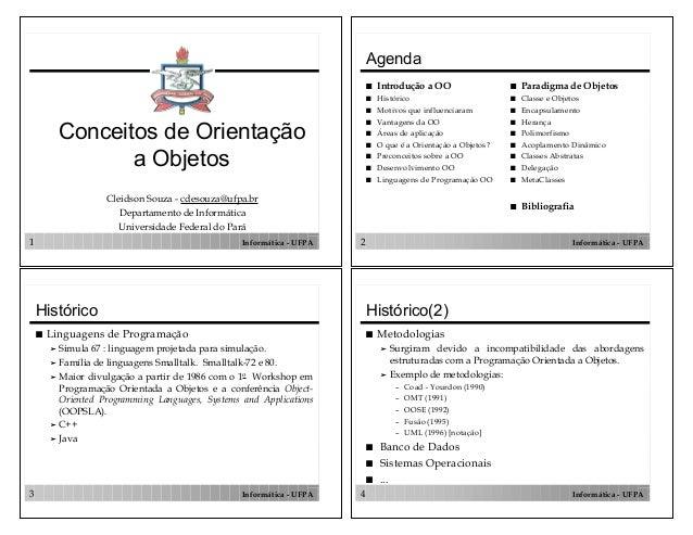 3 oo-concepts