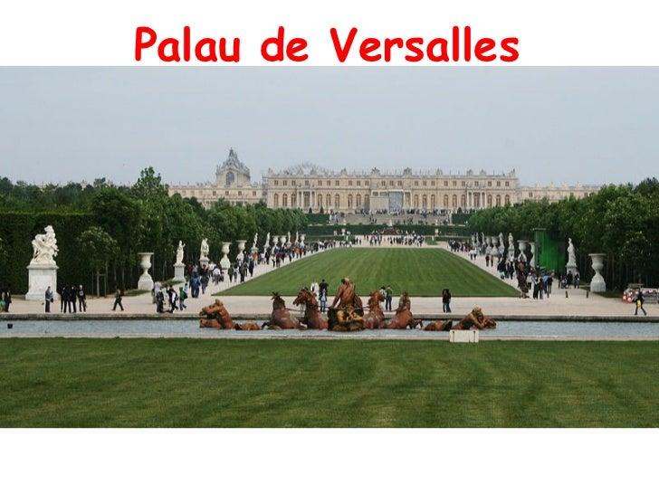 3.Palau de Versalles
