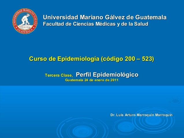 Universidad Mariano Gálvez de GuatemalaUniversidad Mariano Gálvez de GuatemalaFacultad de Ciencias Médicas y de la SaludFa...