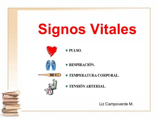 Signos Vitales Liz Campoverde M.
