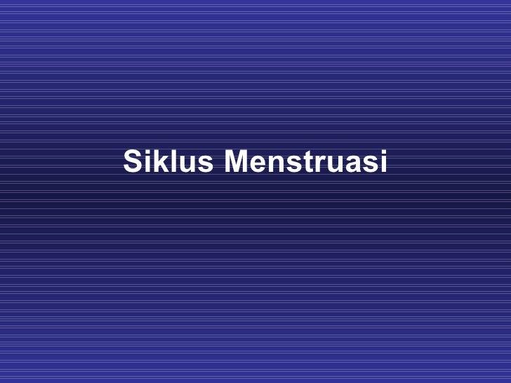 3.siklus menstruasi