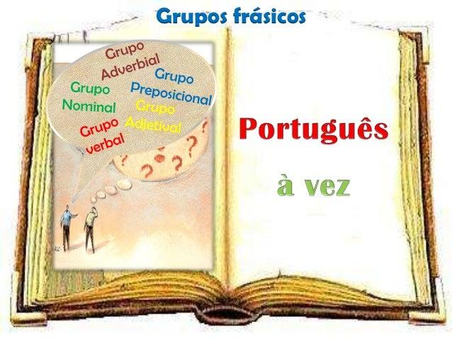 Grupos frásicos