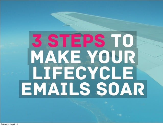 5steps to                      3                      make YOUR                   THINGS                       lifecycle  ...
