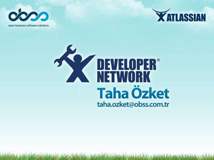 Atlassian Plugin Development