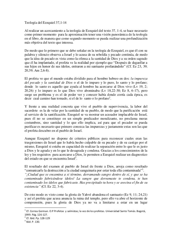 3. teología del ezequiel 37