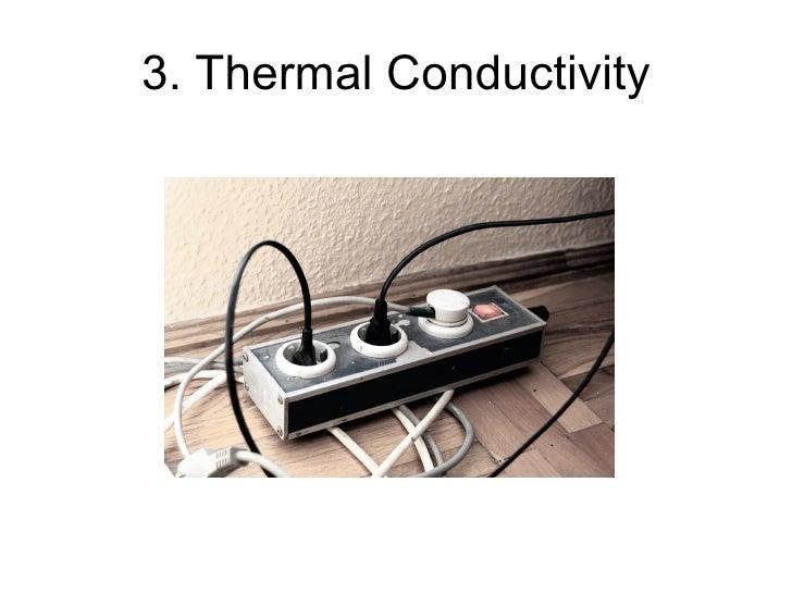 3. Thermal Conductivity