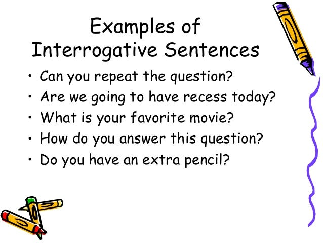 Exclamation Sentences Examples Image Information