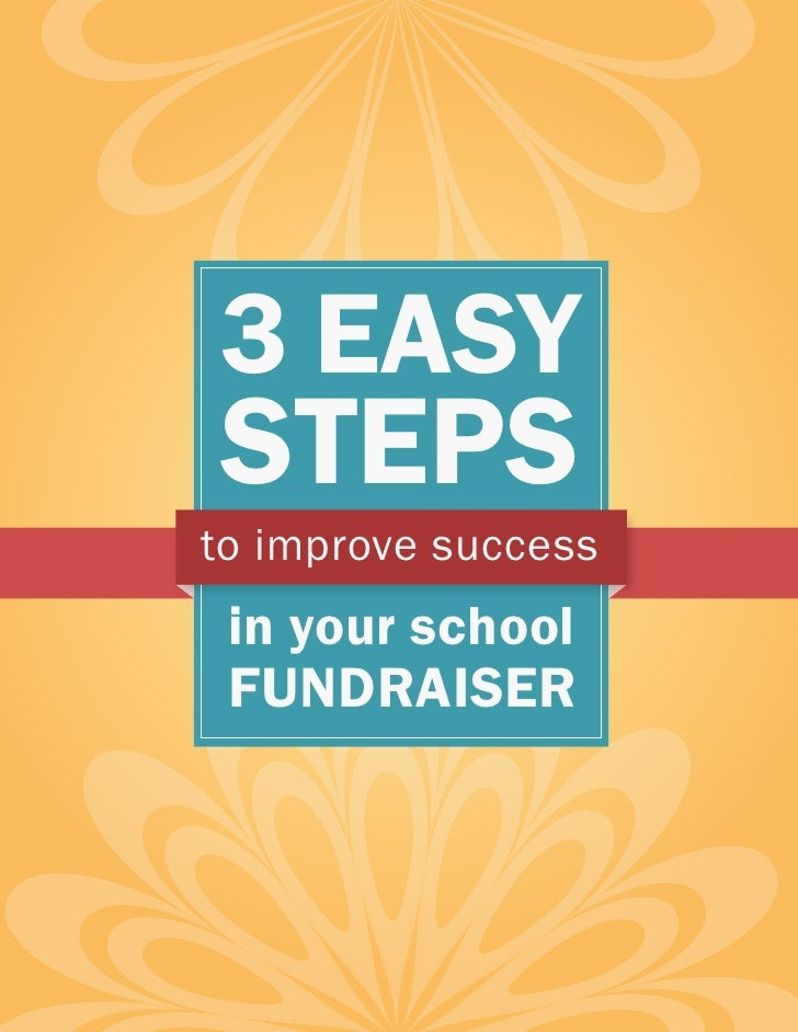 Three Steps to Improve Fundraising