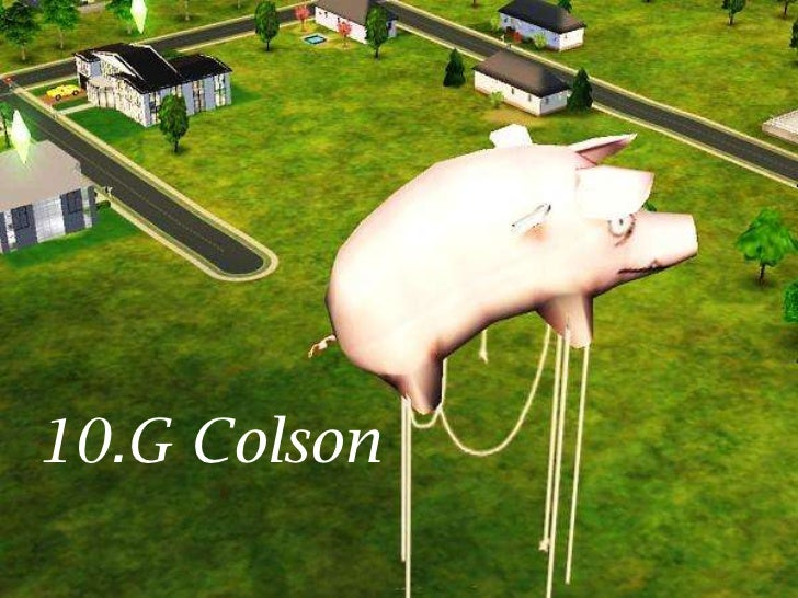 10.G Colson<br />