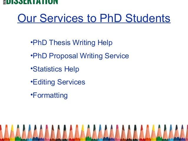 Dissertation subject matter