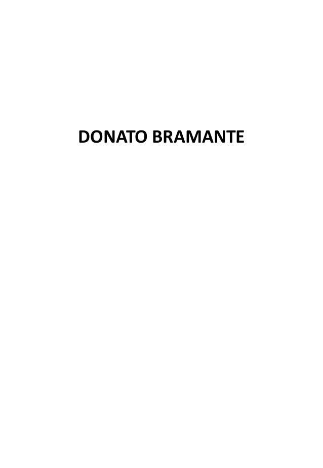 30. Donato Bramante - Michelangelo Buonarroti