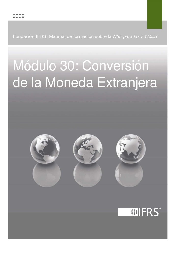 30 conversion de la moneda extranjera for Politica extranjera