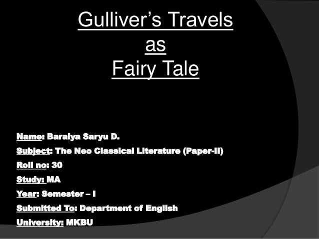 gulliver s travels satire usage essay example Gulliver travel's - satire of society lilliput, satire, and gulliver's travels by jonathan swift this essay consists of five pages and examines the first book of gulliver's travels in terms of how swift satirizes eighteenth cen.
