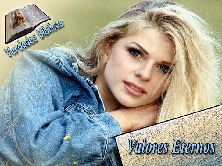 30 - Valores Eternos.pps