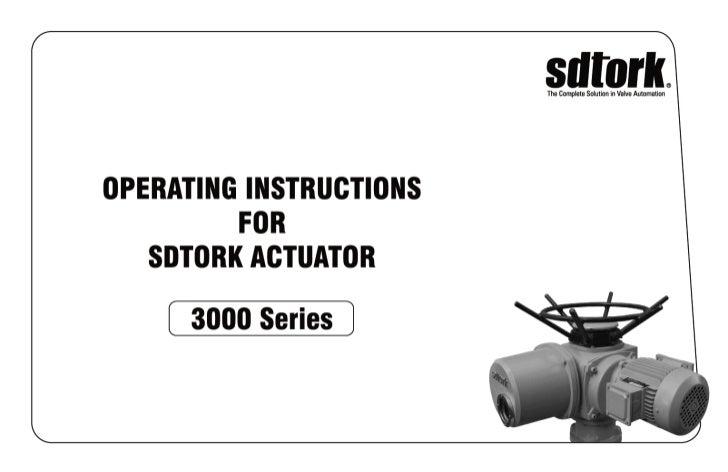 3000 series   service manual