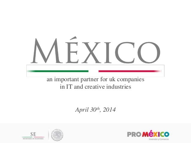 an important partner for uk companies in IT and creative industries April 30th, 2014