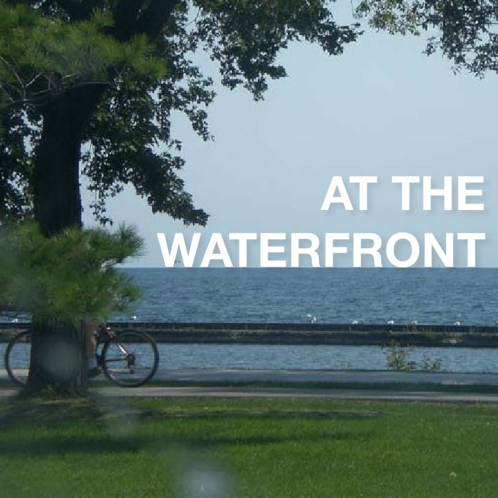AT THE WATERFRONT