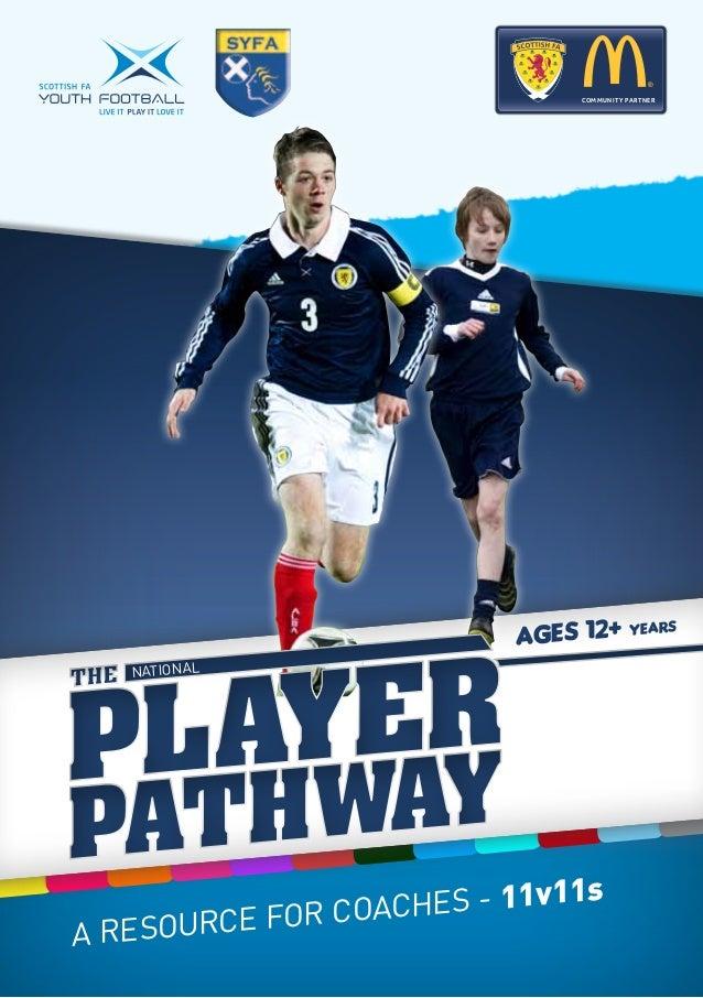 Scottish FA Player Pathway 11v11s