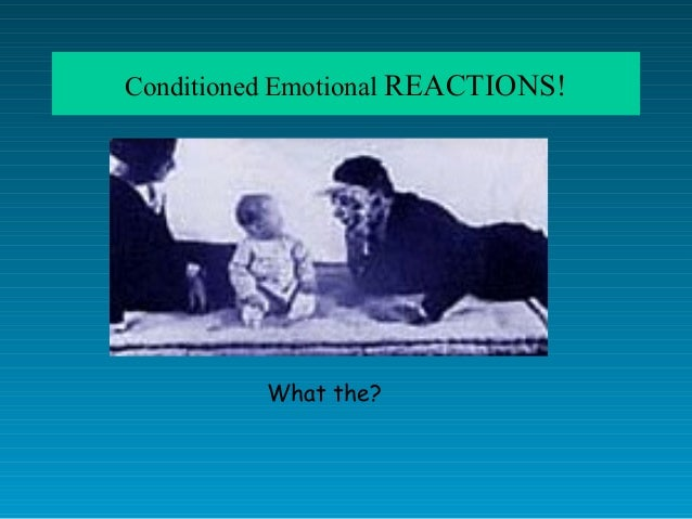 conditioned emotional reactions The limbic system is a convenient way of describing several functionally and anatomically interconnected it is also important for conditioned emotional reactions.