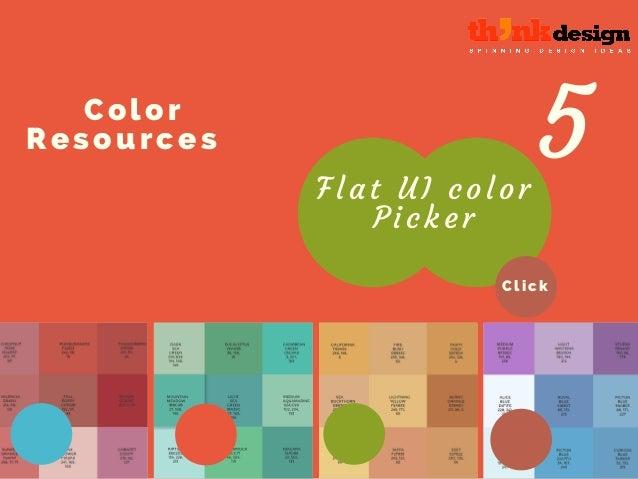 Color Resources Flat Ui Color