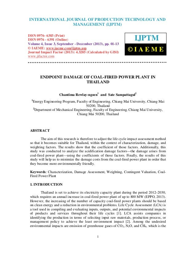 INTERNATIONAL JOURNAL OF PRODUCTION TECHNOLOGY AND International Journal of Production Technology and (IJPTM) (IJPTM), ISS...