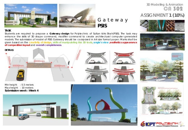 3D Modelling & Animation                                                                                                  ...