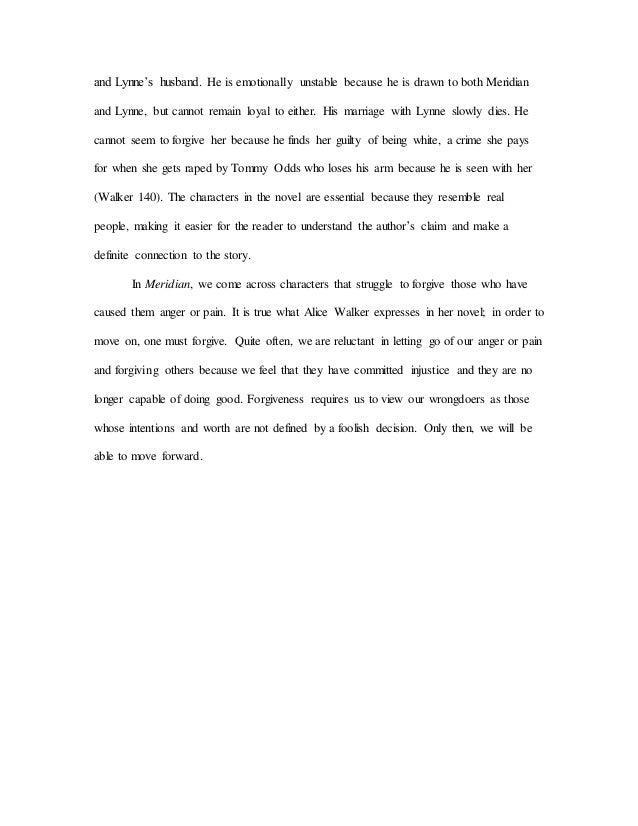 Alice walker essay