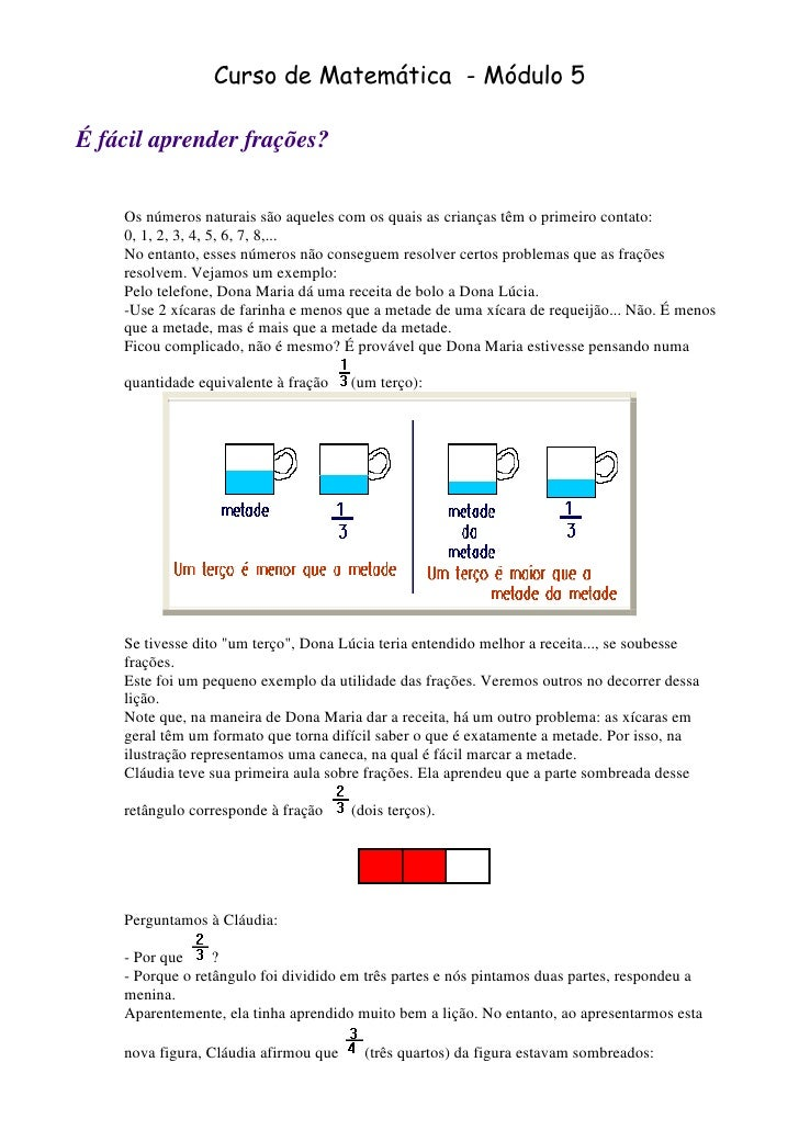 3049310 matematica-ensino-fundamental-e-facil-aprender-fracoes